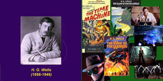 tribute to the science fiction greats